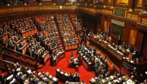 Parlamento italiano x